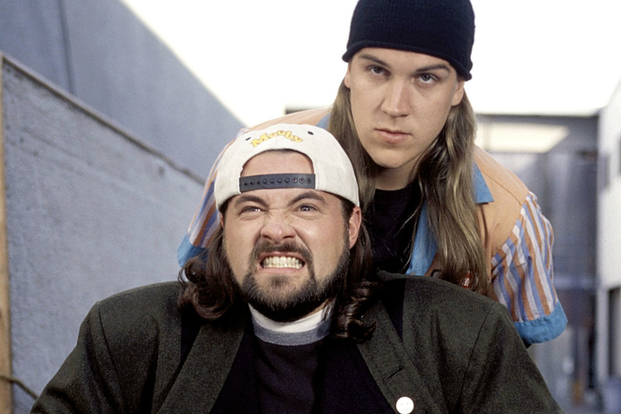 Jay and Silent Bob Strikes Back