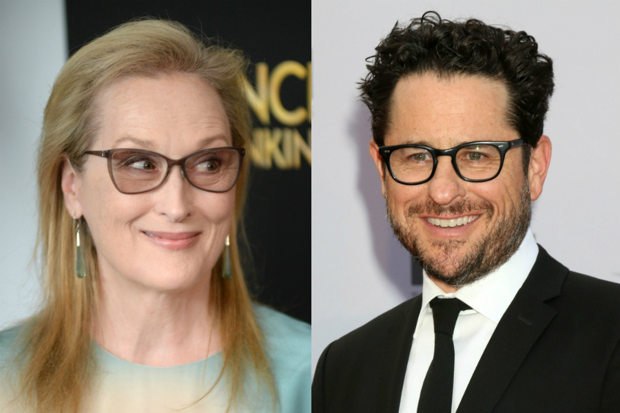 News Briefs: Meryl Streep and J.J. Abrams to Team for 'The Nix'