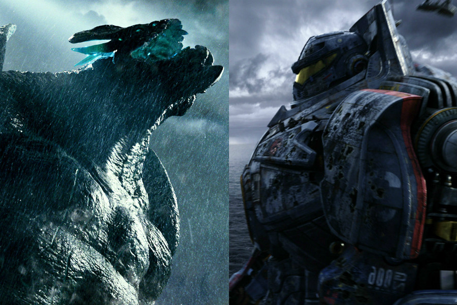 'Pacific Rim 2' Moves Ahead Without Guillermo del Toro ... Pacific Rim