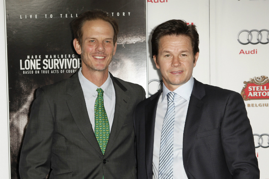 Peter Berg, Mark Wahlberg