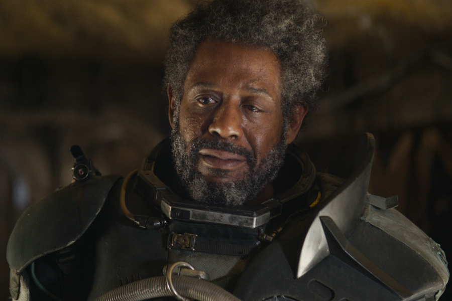 News Briefs: Expect to See Saw Gerrera in More 'Star Wars' Projects