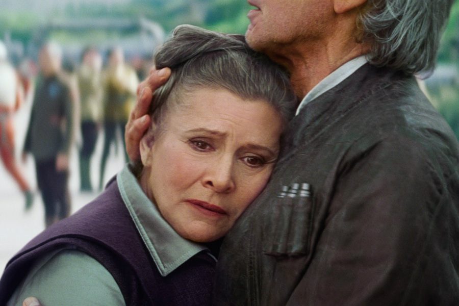 News Briefs: Carrie Fisher Completed Her 'Star Wars: Episode VIII' Role