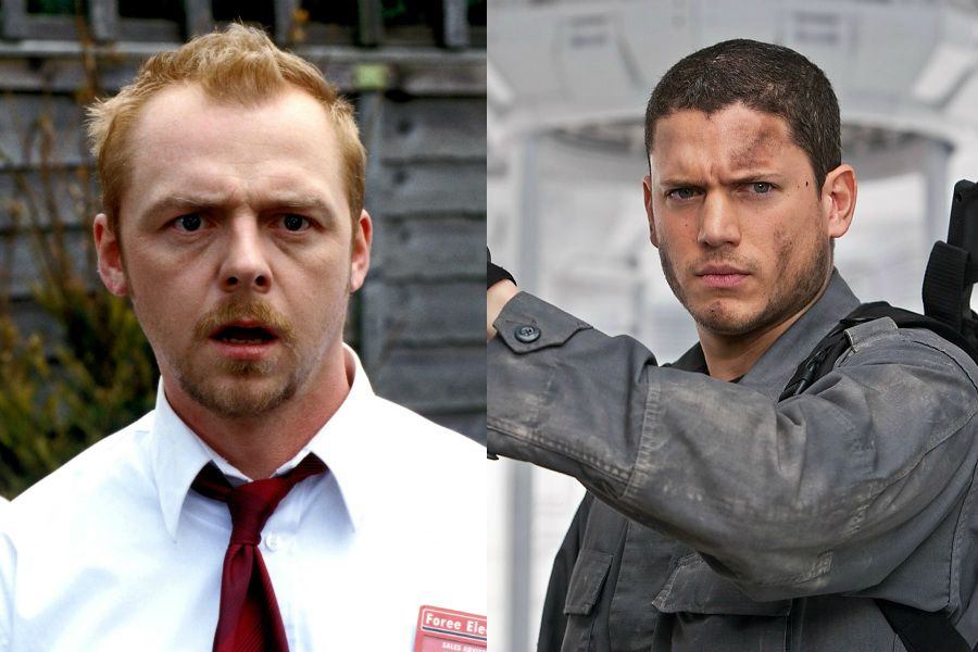 Shaun of the Dead / Resident Evil: Afterlife