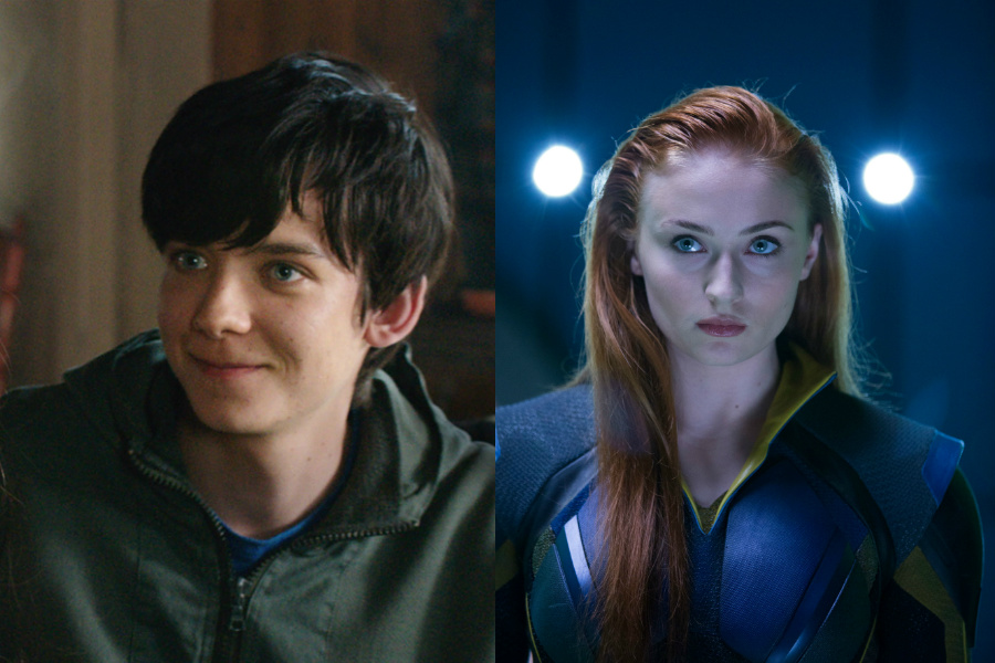 The Space Between Us / X-Men: Apocalypse