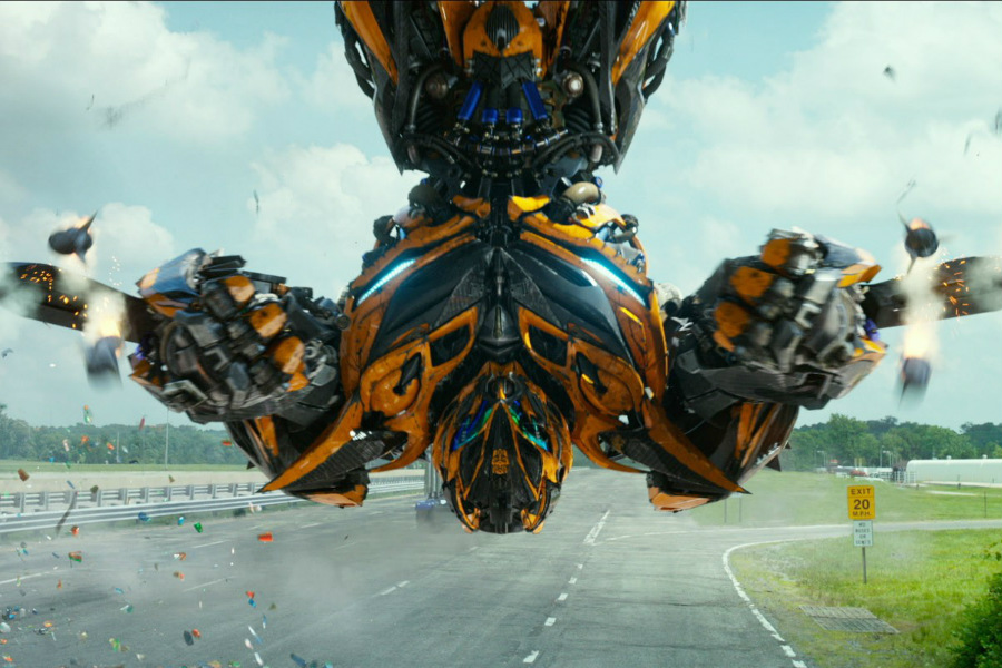 Transformers 6 Will Be A Bumblebee Spin Off Movie Fandango