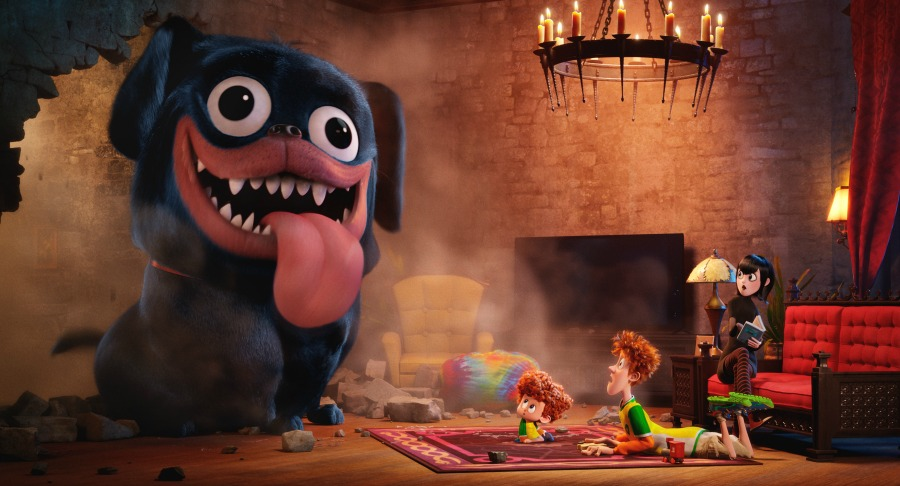 Watch an Exclusive Clip from the Short 'Puppy,' Plus New Updates on 'Hotel Transylvania 3'