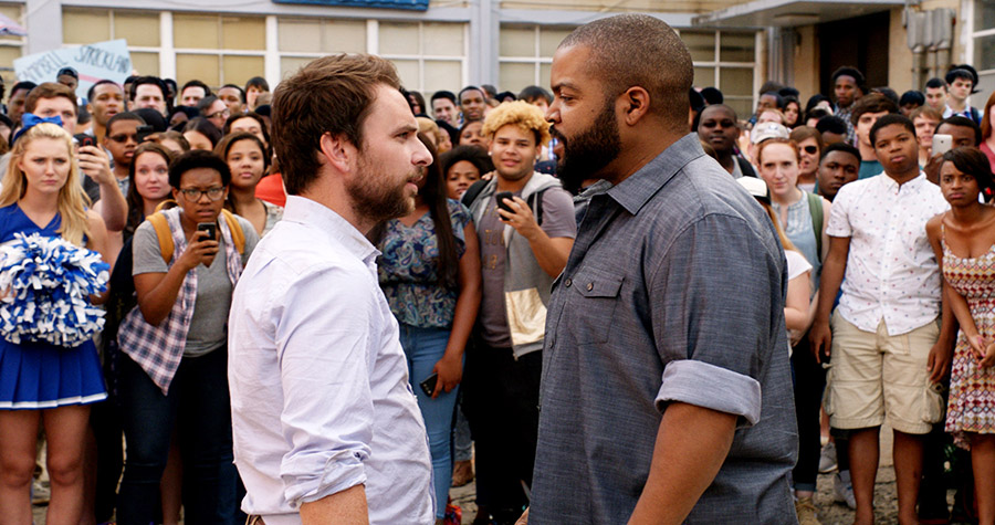 Exclusive Clip: There's Gonna Be a 'Fist Fight' After School