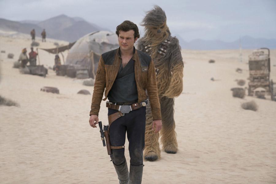 Alden Ehrenreich Han Solo Solo: A Star Wars Story