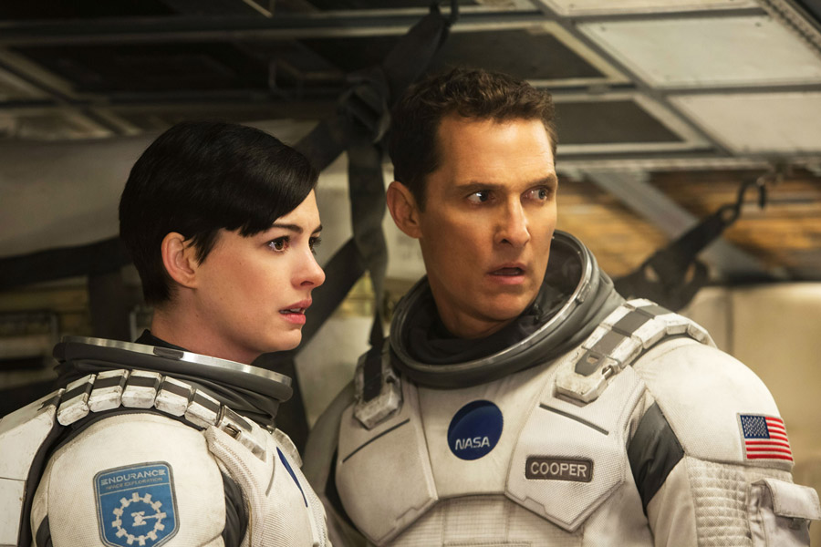 Movie News: Anne Hathaway to Star in Sci-fi Thriller