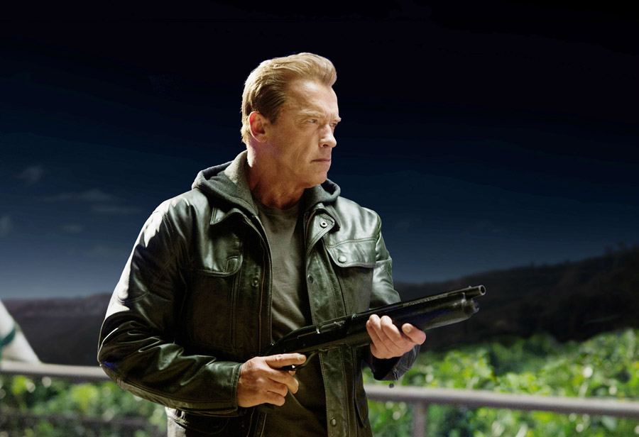 Rumor Patrol: 'Terminator 6' Gets Schwarzenegger and Cameron Talking