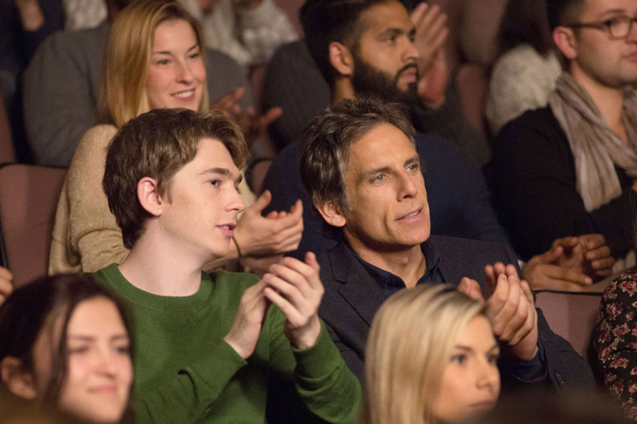Watch Ben Stiller in Exclusive 'Brad's Status' Clip: Harvard