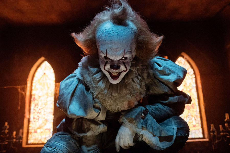 The Last Horror Blog: 'It' Sequel,' 'Found Footage 3D,' 'The Ritual' and More