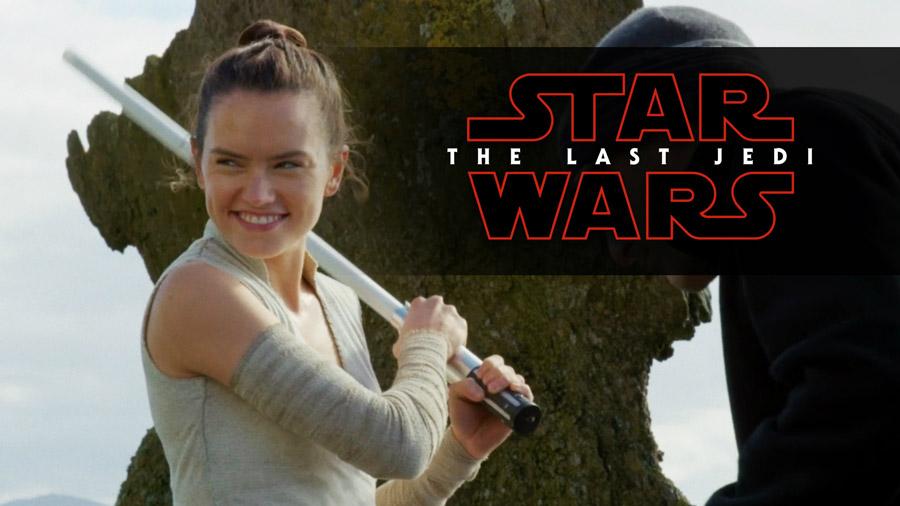 Watch 'Star Wars: The Last Jedi' Video: Training
