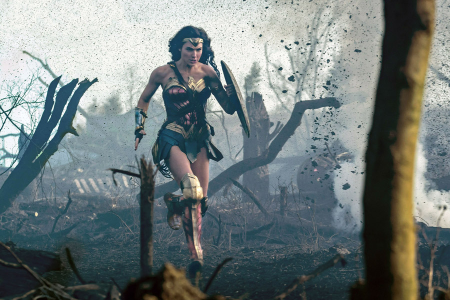 'Wonder Woman' Continues Its Reign on Digital