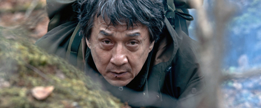 Exclusive 'The Foreigner' Clip: Watch Jackie Chan Fight
