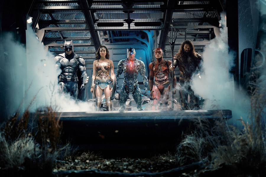 Watch Explosive New 'Justice League' Trailer