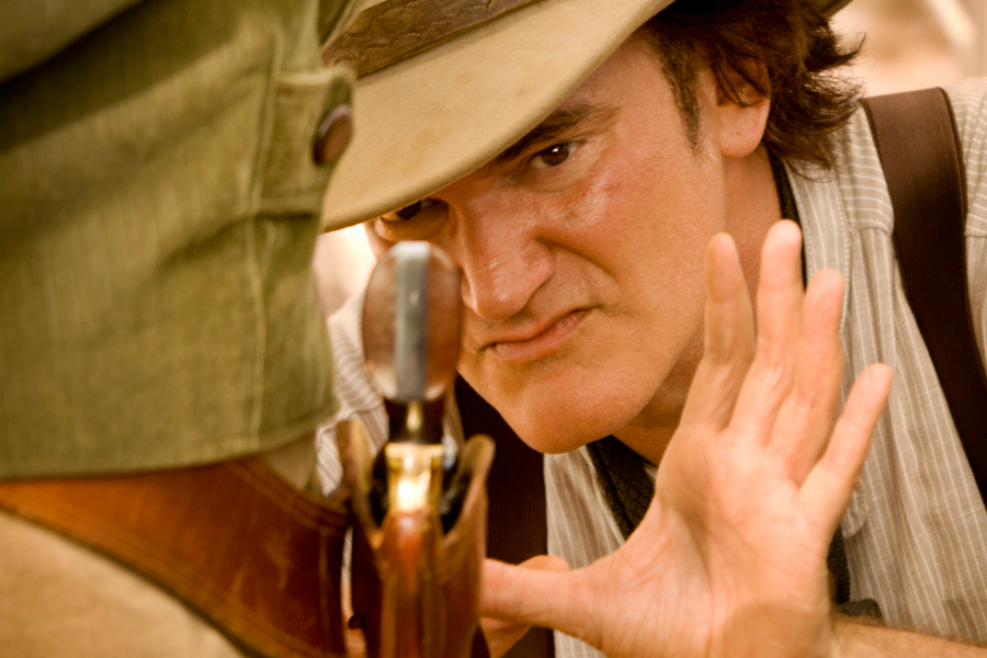 Movie News: Quentin Tarantino's 'Star Trek' on Its Way