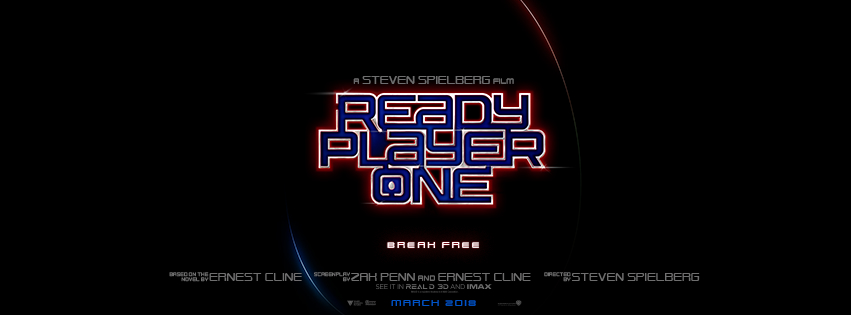 See the New 'Ready Player One' Poster
