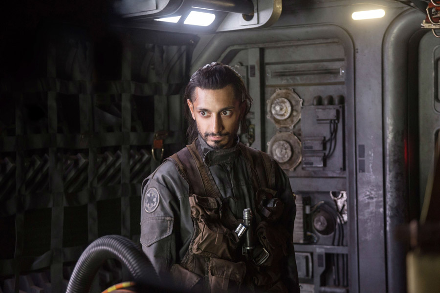 Riz ('Rogue One') Ahmed Touted for Tom Hardy's 'Venom'