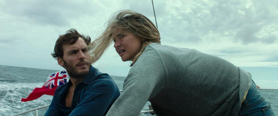 Sam Claflin Shailene Woodley Adrift
