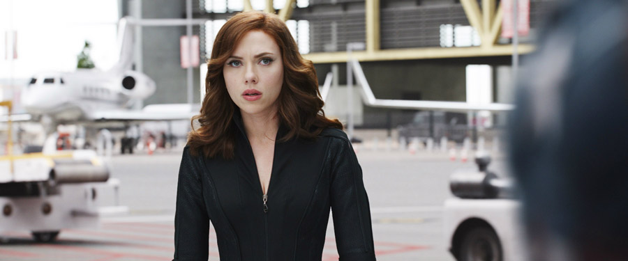 The Week in Movie News: Golden Globes Winners, Black Widow and Kitty Pryde Go Solo and More