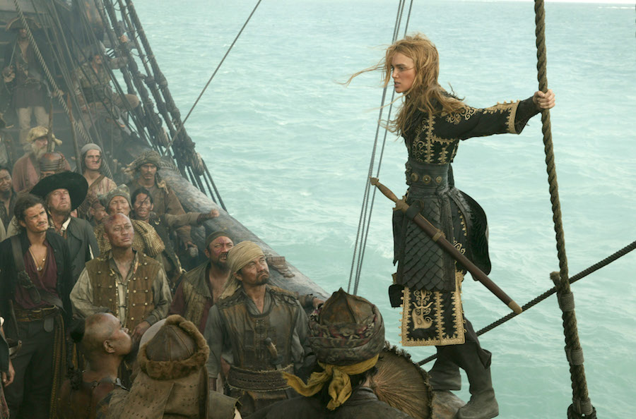 Elizabeth Swann Keira Knightley Priates of the Caribbean