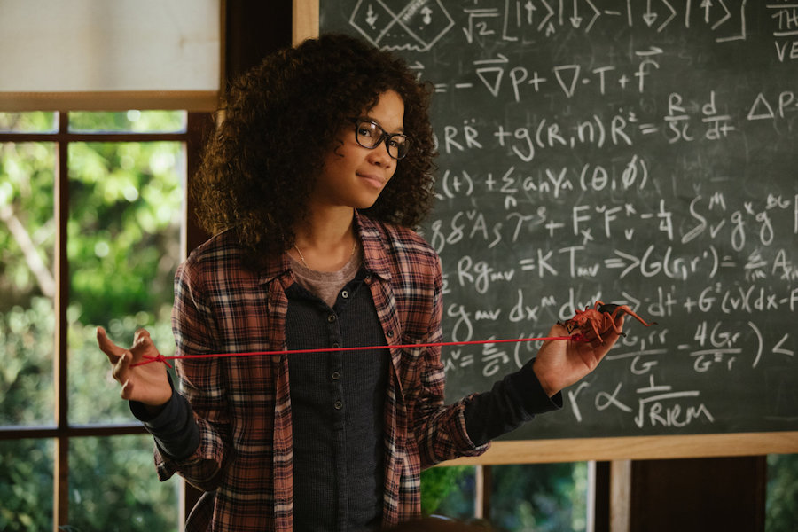 A Wrinkle in Time Meg Murry Storm Reid
