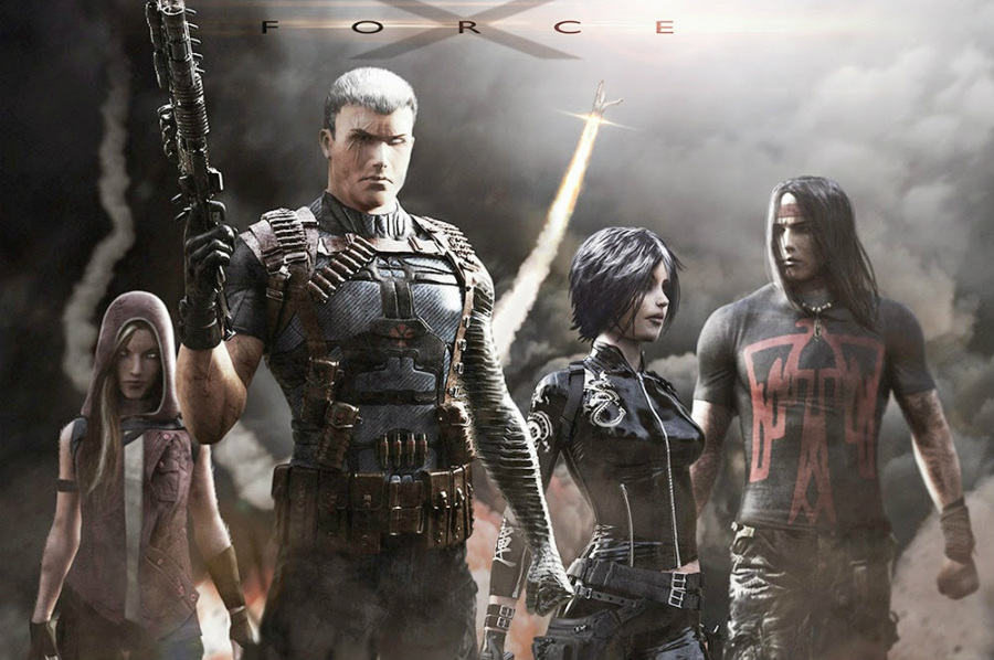 X-Force by Gregory Semkow