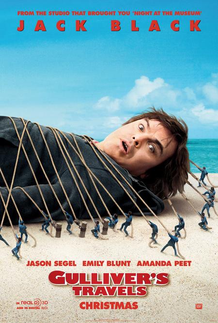 'Gulliver's Travels' poster premiere