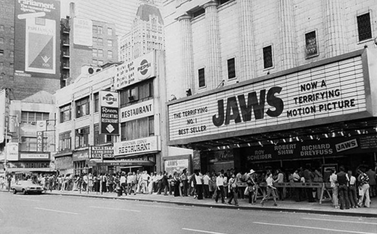 11 things you probably didn�t know about �jaws� fandango