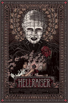 'Hellraiser' Regular Poster