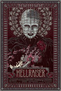 'Hellraiser' Variant Poster