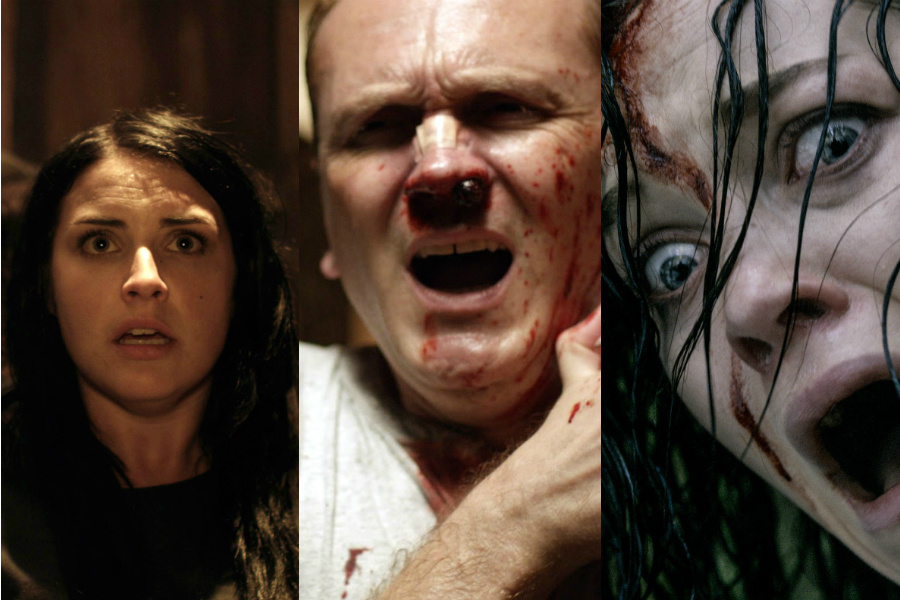 Housebound / Cheap Thrills / Evil Dead