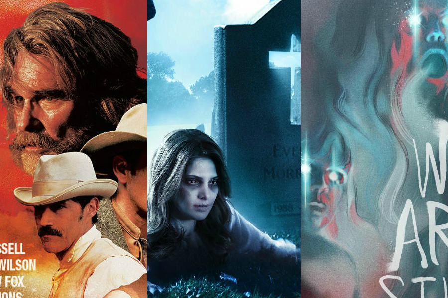 Bone Tomahawk / Burying the EX / We Are Still Here