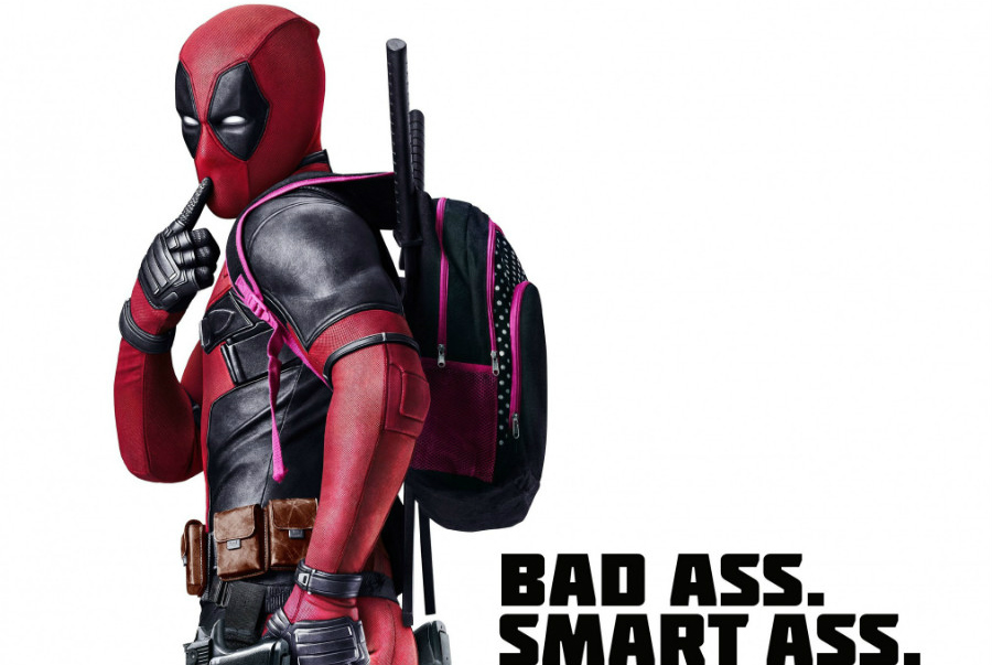 Deadpool Poster Gets Cheeky But Does It Go Too Far