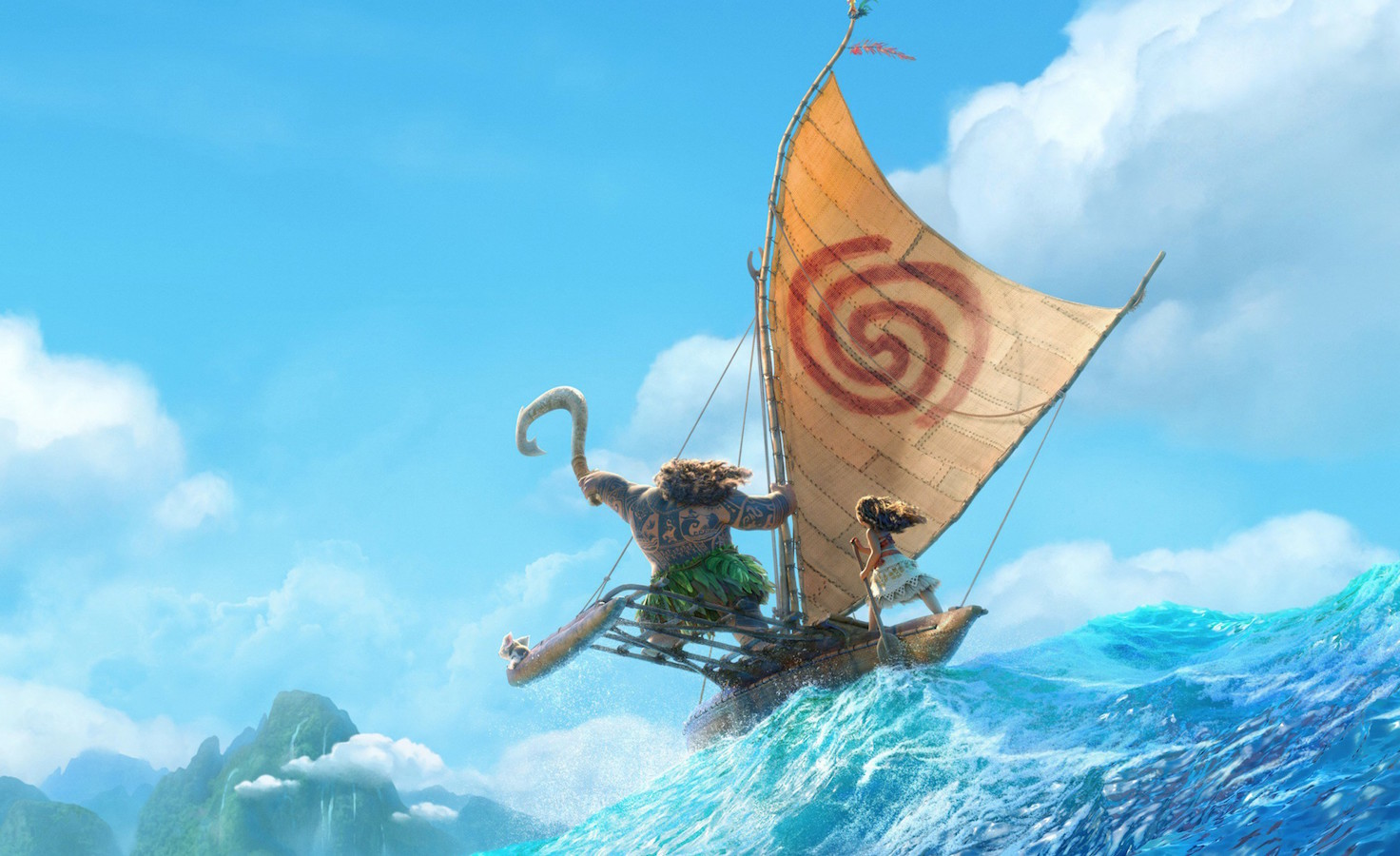 'Moana' and Other Movie Tales of the South Pacific