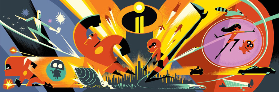 10 incredibly fun facts about pixar�s incredibles 2 fandango