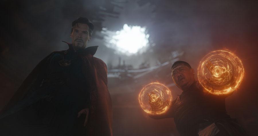 Avengers: Infinity War Doctor Strange Wong