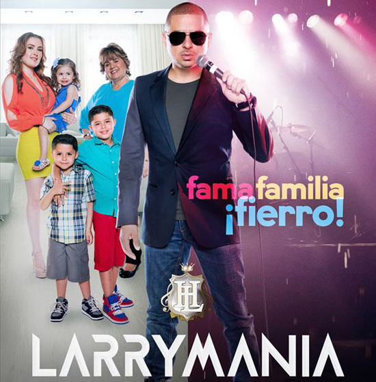LarryMun2550 Cine Latino: Is Singer and Reality TV Star Larry Hernandez the Next Big Latino Movie Star?