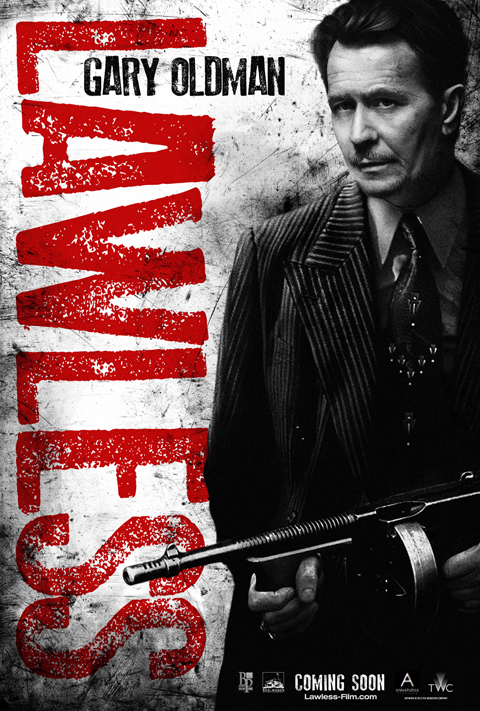 Exclusive: 'Lawless' Gary Oldman Character Poster Premiere!