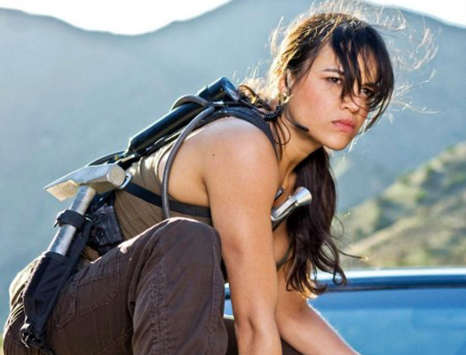 "Cine Latino: Michelle Rodriguez Crowns Herself a ""Loyal B*tch""..."