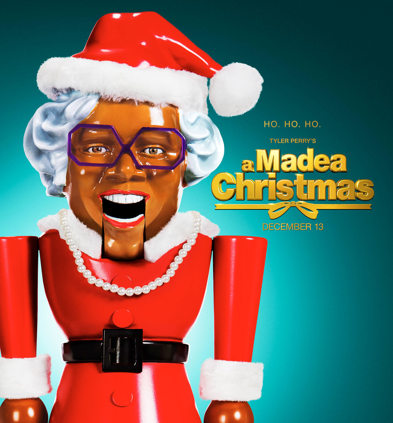 Exclusive Tyler Perry Does Christmas In A Madea