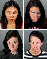 The Real Life 'Bling Ring' Gang