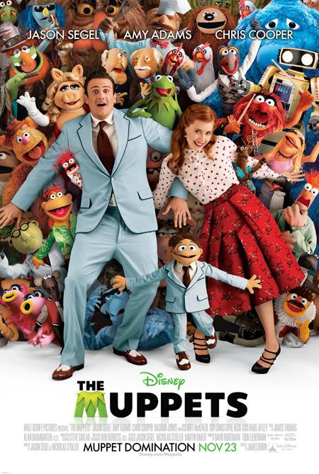 [Disney] Les Muppets, le Retour (2011) - Page 3 Muppets1SheetPayoff450