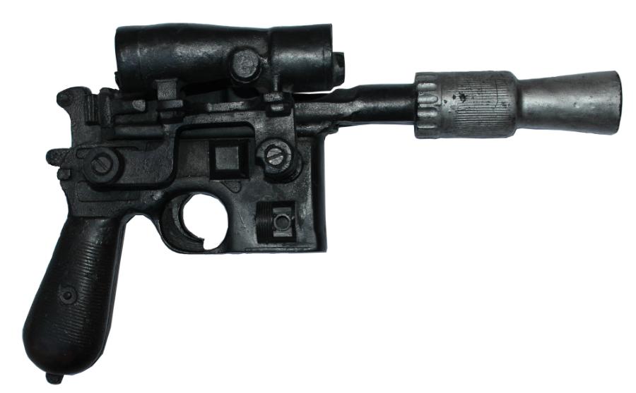 Nate D. Sanders - Star Wars Blaster Pistol