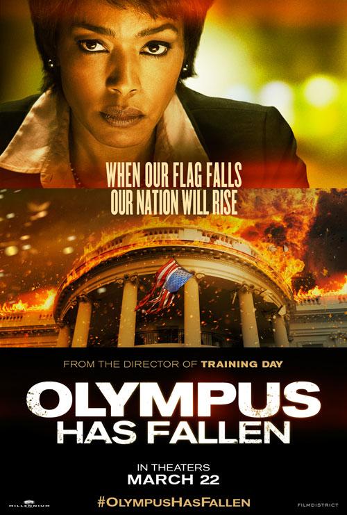 Angela Bassett, Olympus Has Fallen
