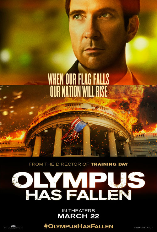 Dylan, Olympus Has Fallen