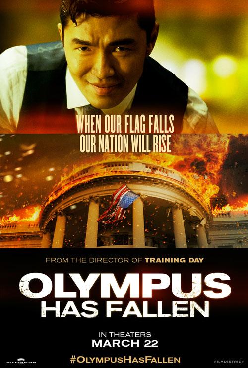 Rick, Olympus Has Fallen
