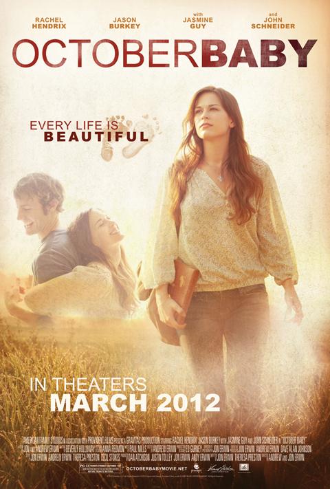 Exclusive: 'October Baby' poster premiere