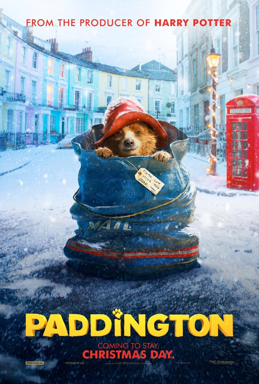 პადინგტონის თავგადასავალი (ქართულად) - Paddington / Приключения Паддингтона (2014)